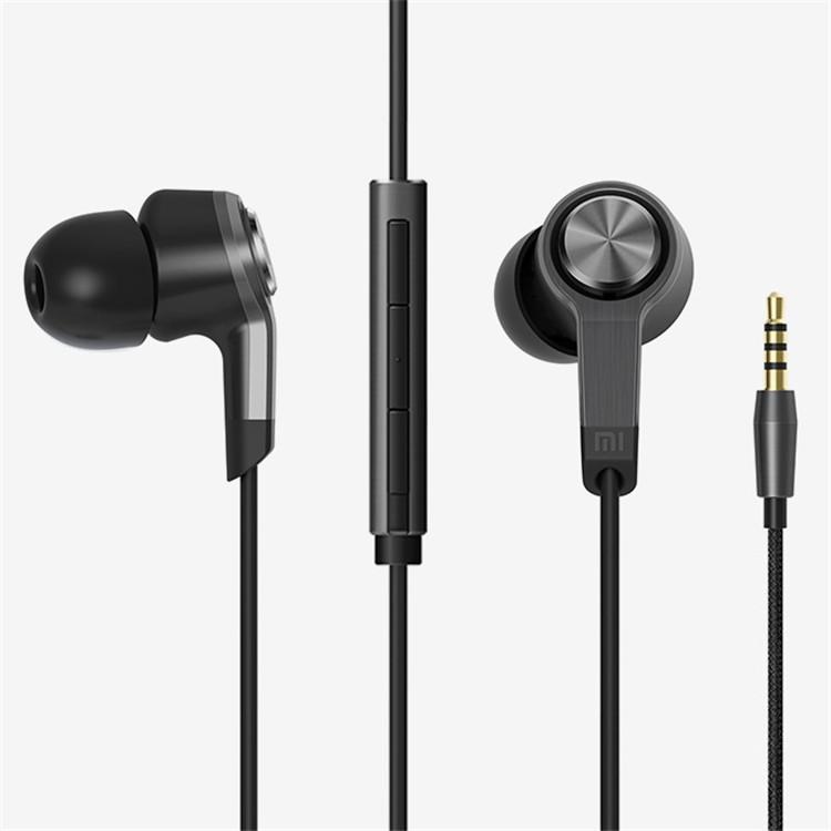 High quality xiaomi Piston 5 Earphone fone de ouvido, xiaomi Headphones Piston 5 with Remote & Mic For MI4 MI3 Redmi