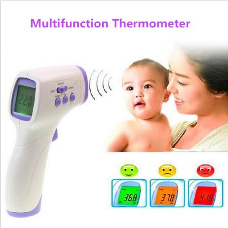 Hot sales Medical Standard High Quality infrared Accurate Infant thermometers font b Baby b font adult