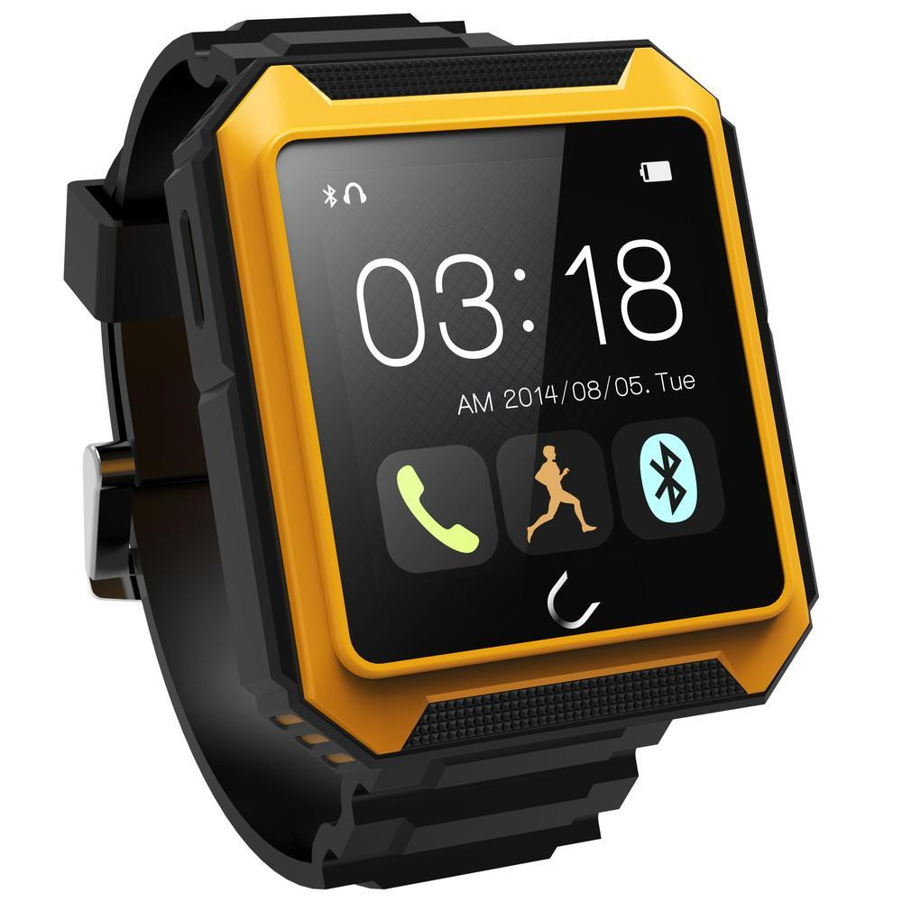 2016 Lemfo SIM Waterproof Heart rate Monitor Smartwatch Uterra Aqua Uterra Bluetooth IP68 Smartwatch For Android IOS phone watch<br><br>Aliexpress
