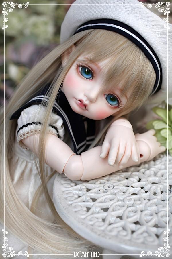 Фотография BJD SD doll doll Rosenlied Mignon RL doll fairyland toy giant baby Free Shipping