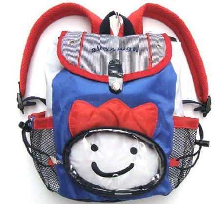 Allo lugh ultra-light fabric kindergarten school bag child backpack