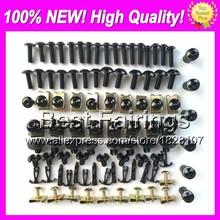Fairing bolts full screw kit KAWASAKI NINJA ZX-10R 11-15 ZX 10 R 10R ZX10R 2011 2012 2013 2014 2015 5F*7 Nuts bolt screws - Best Fairings store