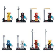 Marvel Flash Man Avengers 2 Age Of Ultron Figures Building Blocks Sets Model Bricks SY269 Compatible With Legominifigures(China (Mainland))