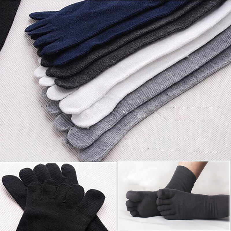 Men Women Socks Sports Ideal For Five 5 Finger Toe Shoes Unisex Hot sale