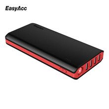 Buy EasyAcc 20000mAh Power Bank 18650 External Battery Lighting Powerbank universal charger Moblie Phone Tablets for $33.49 in AliExpress store
