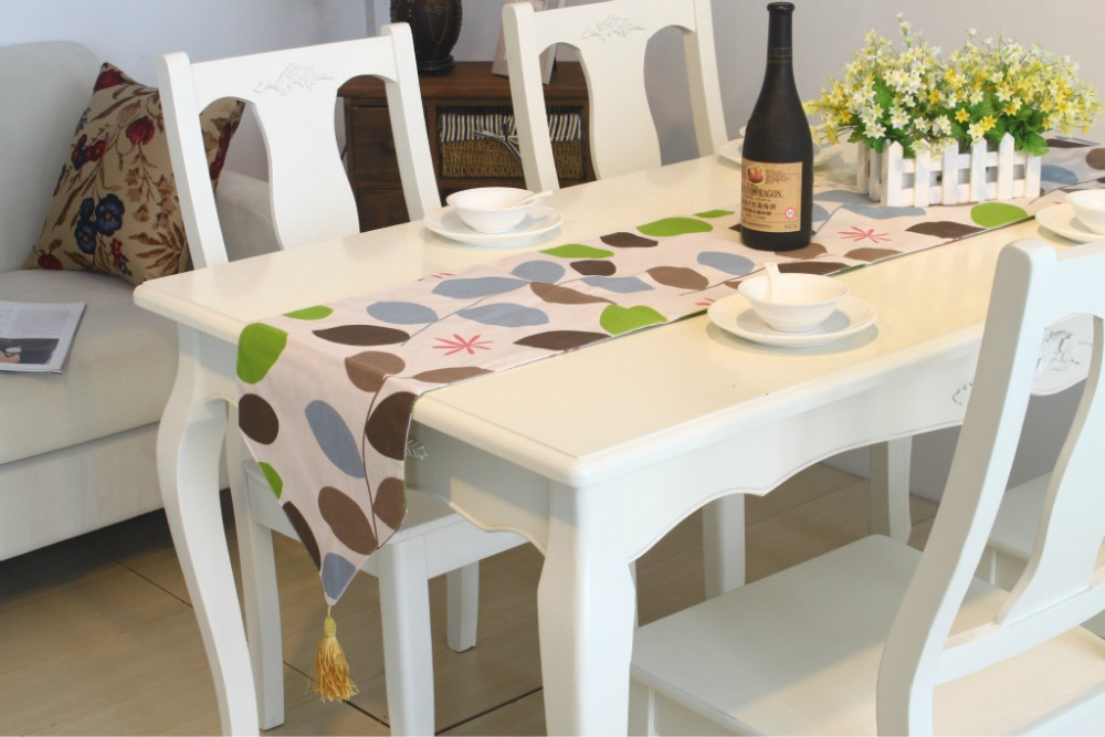 30*180cm/30*220cm Hot selling 100% Linen Linen table runner table flag Tea table cloth Flag of bed wholesale(China (Mainland))