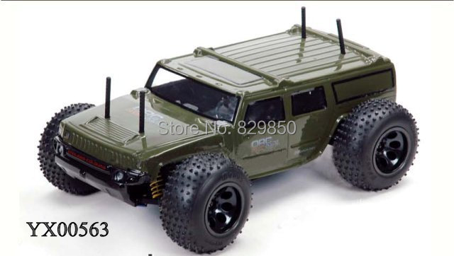 1:10 RC truck Nitro Gas 18CC Engine 4WD racing car 2-Speed Gearbox RTR radio remote control Truck toys(China (Mainland))
