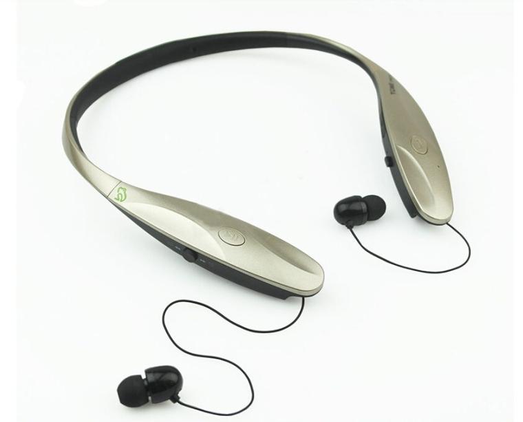 HBS-950 Headsets Wireless Stereo Earphones Bluetooth V4.0 Sport Headphone stereo headset neckband handsfree headphones HBS 950<br><br>Aliexpress