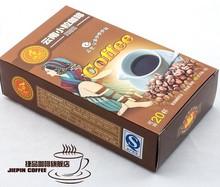 Small grain instant coffee pure black coffee no sugar China Yunnan plateau
