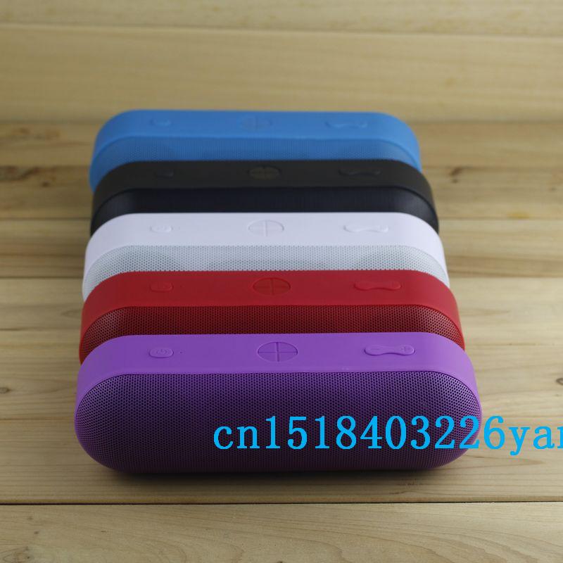 2016 New bests pill speaker Portable Speakes Best Wireless Bluetooth Speaker Pill Plus XL + 2.0 Player Support TF AUX USB B logo(China (Mainland))