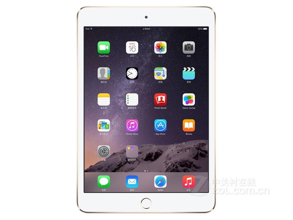 2016 hot sale Original authentic genuine Apple Mini iPad 3 (16GB/Cellular) instock free shipping(China (Mainland))