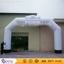 Buy inflatable arch advetising banner logo changeable 8m,advertising arch BG-A0542 toy for $590.00 in AliExpress store