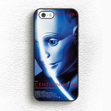 Bicentennial Man Movie Poster Printed Mobile Phone Cases For iPhone 6 6S Plus 5 5S 5C SE 4 4S Soft TPU Skin Back Shell Cover