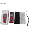 KaiTian 40M Laser Distance Meter with bubble level Rangefinder Range finder Tape measure wholesale OEM