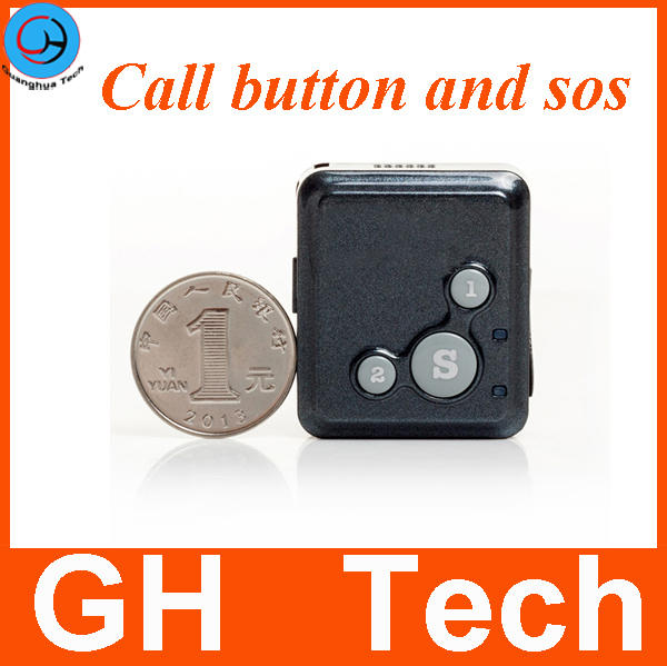 12 days standby gps tracker for person kids elder with dual way communication(China (Mainland))