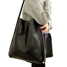Cathylin 2015 special offer soft handbags brand luxury women big bag casual leather handbag ladies messenger