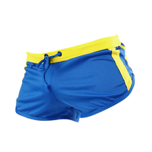 Free shipping Men s Swimming trunks Men swimwear short beach surf board shorts Hot running workout