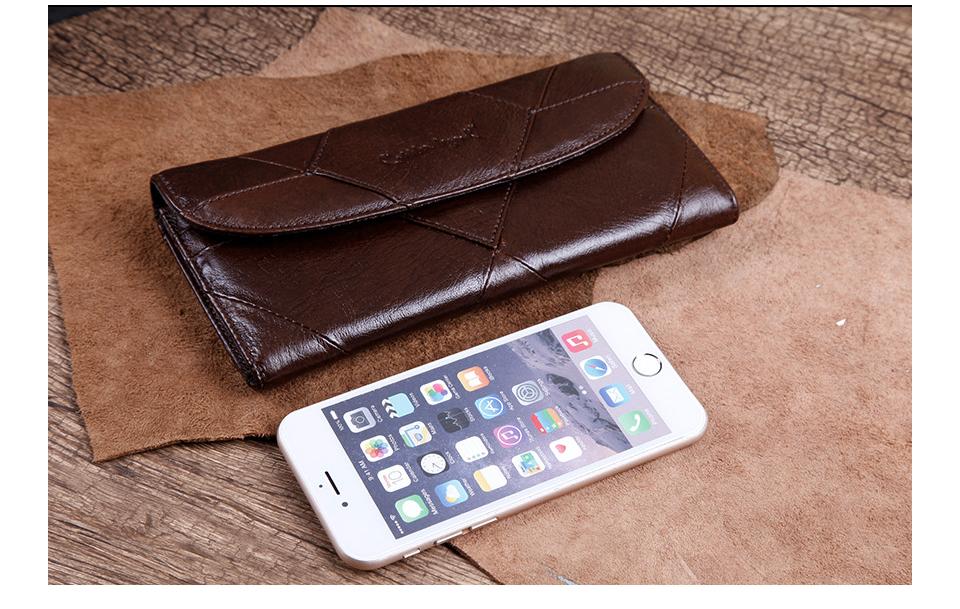 HTB1itRAQpXXXXXCXpXXq6xXFXXXR - Cobbler Legend Diamonds Patchwork Genuine Leather Wallet Birthday Gift For Women Purse Clutch Bag Designers Brand Wallet Women