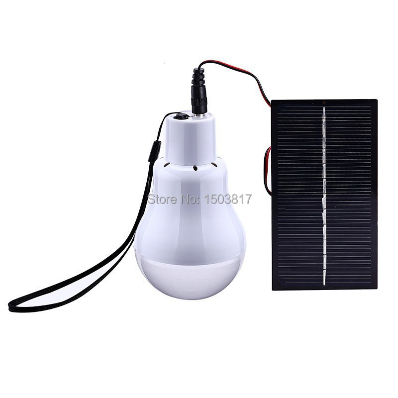 Outdoor Indoor Solar Powered Led Lighting System Light