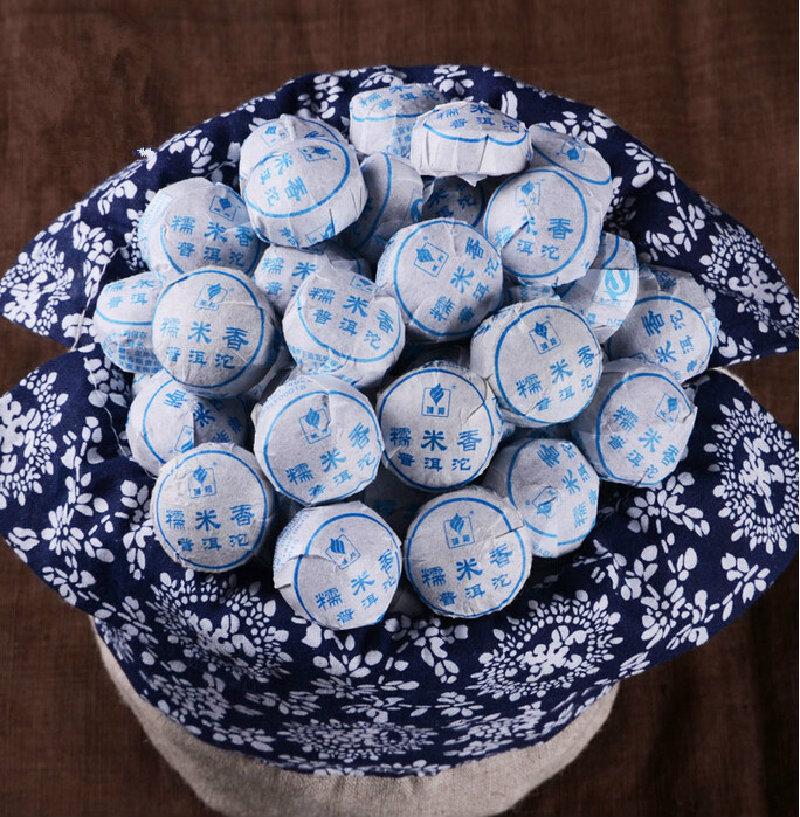 Ripe Pu Er Tea Tuo Cha 250g Shu Puer Tea Mini Tuocha Slimming Benefits Yunnan Puerh