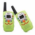 2PCS Walkie Talkie Kids Radio Retevis RT32 Call Alarm Monitor Flashlight U S Frequency Gift Two