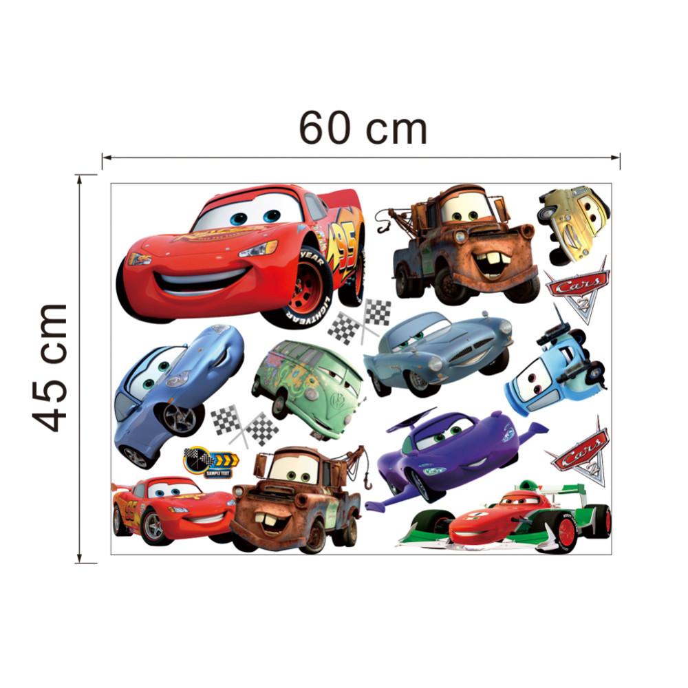 Cartoon Car Wall Stickers For Kids Room Children Boy Bedroom Postcard Of Tango Dance Steps Diagram Ebay Getsubject Aeproduct