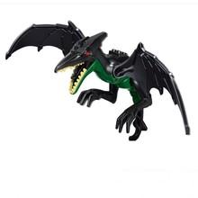 Mundo jurássico Tiranossauro Rex Dinossauros Figuras Bricks Building Blocks Legoings 2 Indominus Rex EU-Rex Montar Brinquedos Dos Miúdos(China)