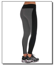 New Style 2015 Summer Autumn Women s Sport Leggings Fashion Patchwork High Waist Elastic Gym Fitness