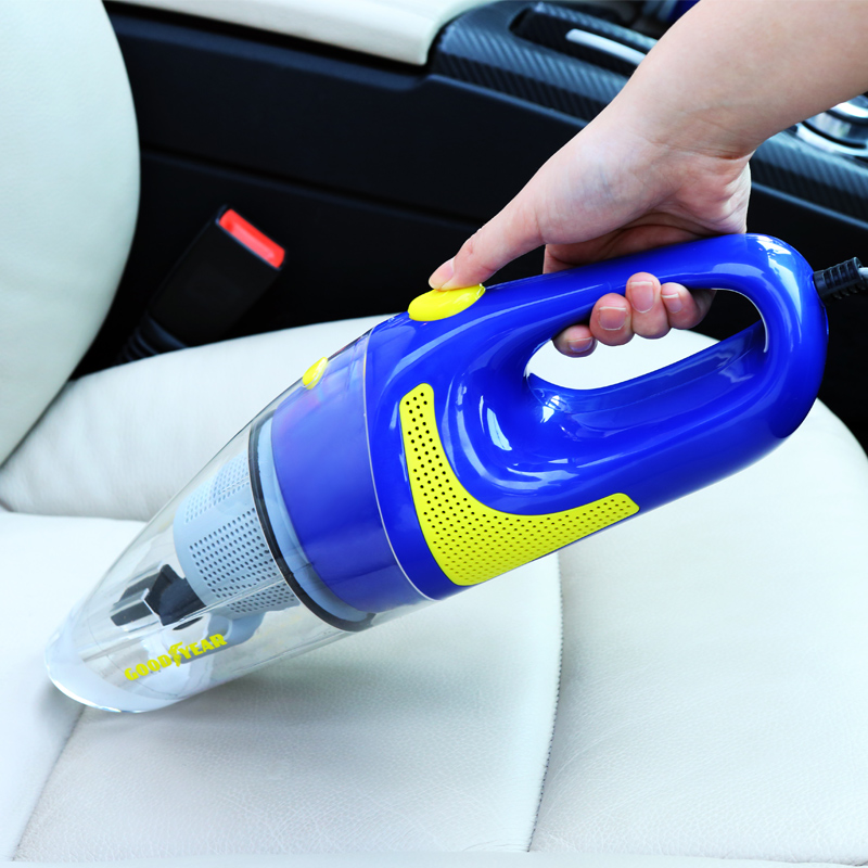 Car cleaners super suction power car vacuum cleaner Wet and dry inside the vehicle with high-end(China (Mainland))