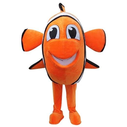 Cartoon Animal Clownfish Warm Hat Velvet Unisex Kids Adult Cosplay Fancy Toy