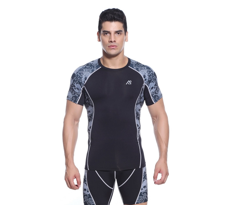 2016 fashion spain soccer jersey anti-shrink breathable soccer jerseys brazil football base layer undershirt(China (Mainland))