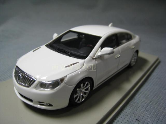 1:43 2011 LaCrosse Resin Car Model Free shipping(China (Mainland))