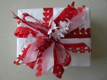 NEW DESIGN valentine decoration ribbon gift ribbon crochet ribbon