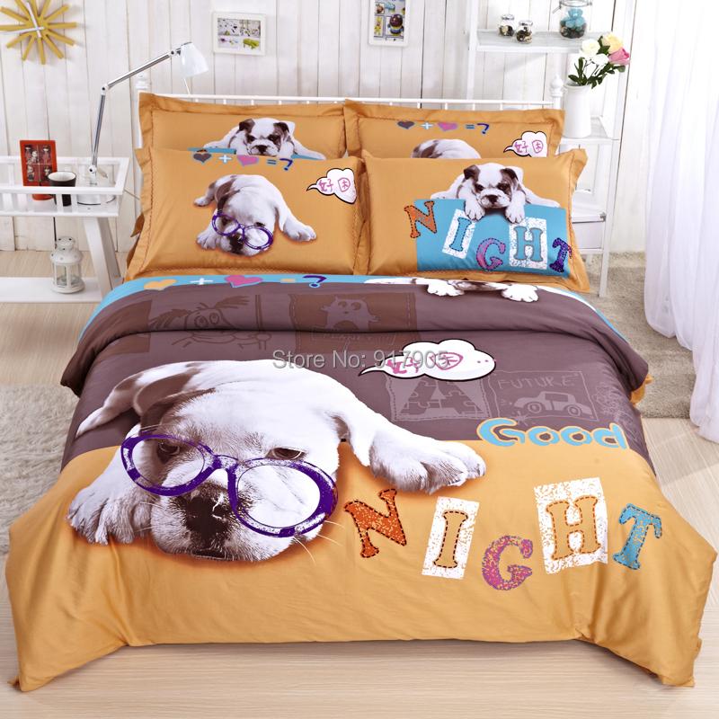 popular dog print comforter buy cheap dog print comforter