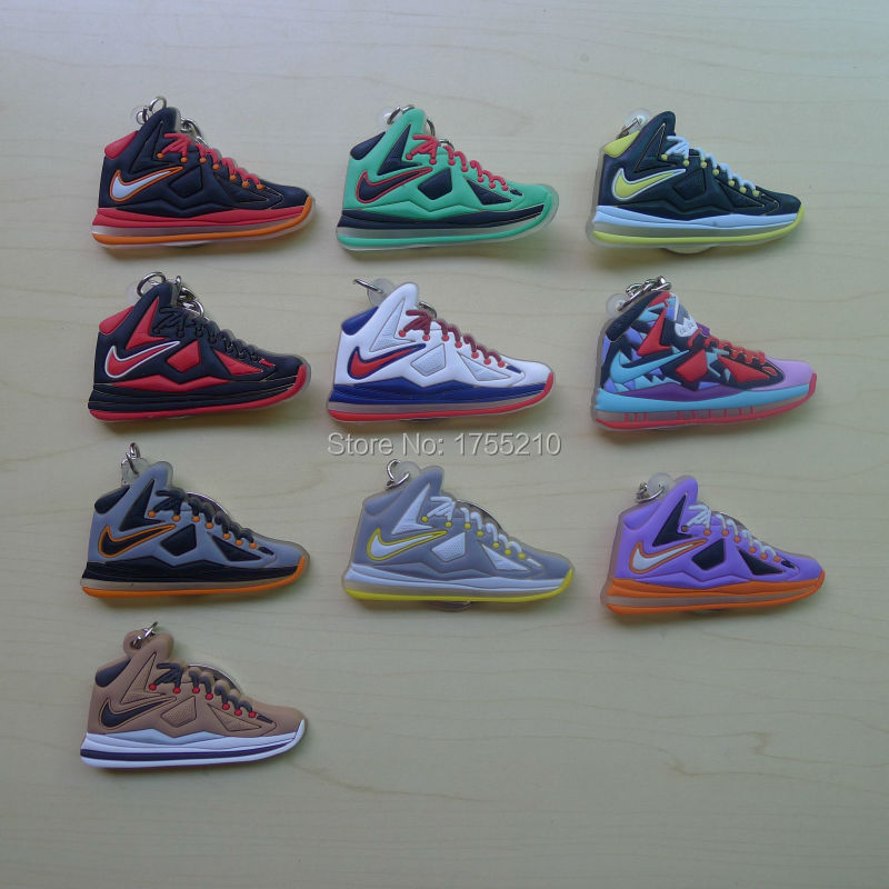 all lebrons shoes