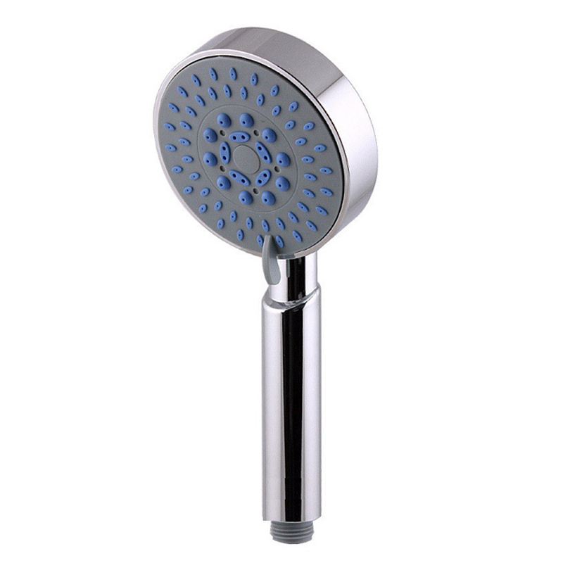 free shipping abs material telephone hand shower head(China (Mainland))