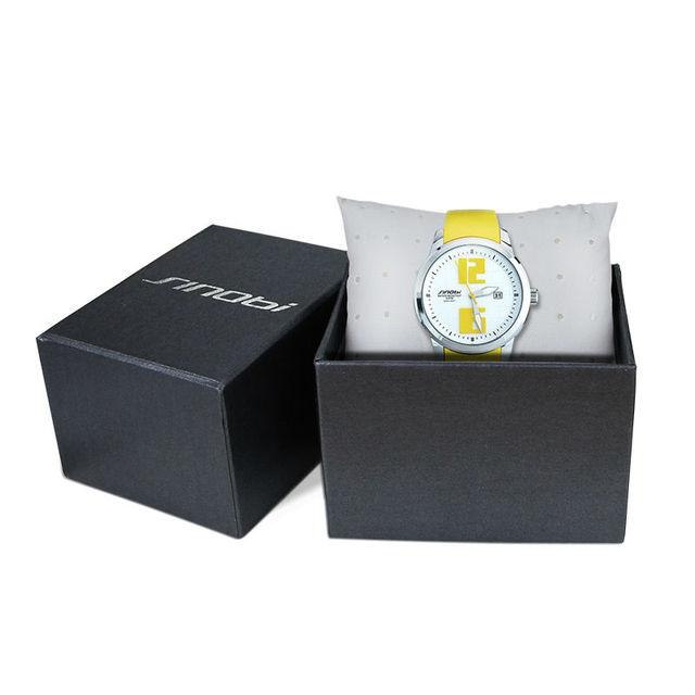 Zegarek SINOBI casualowo sportowy trzy kolory