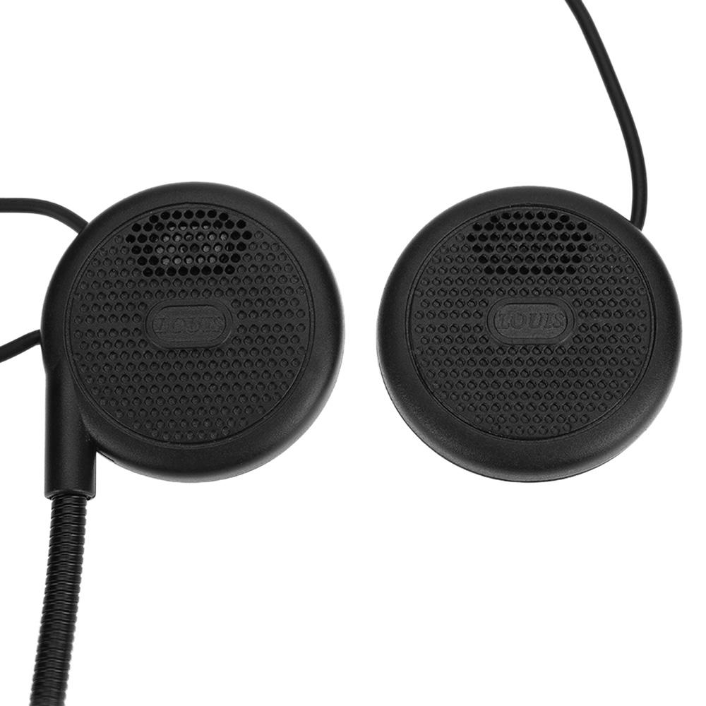 Freedconn MINUS Wireless Bluetooth Headset Motorcycle Helmet Headphone Bluetooth Stereo Music Earphone Handsfree w/Mic for Phone(China (Mainland))