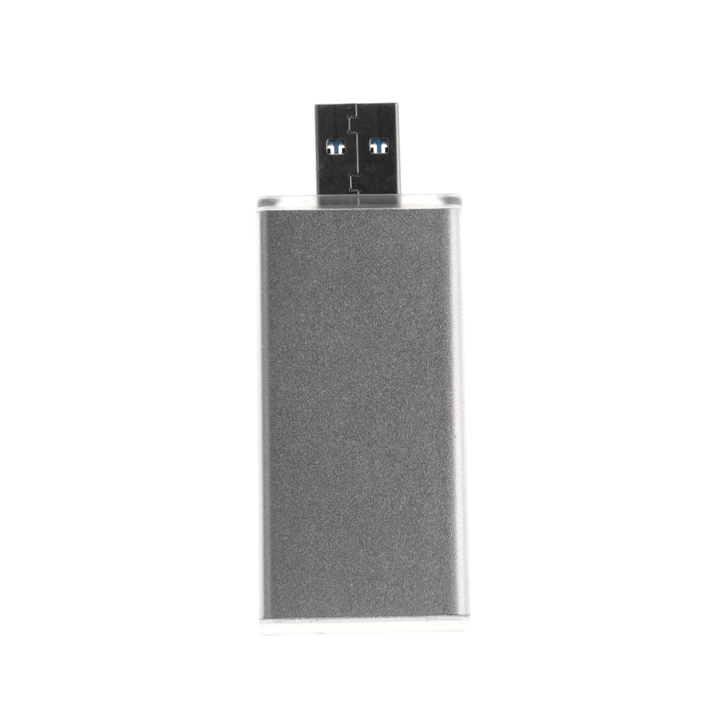 Jfory NGFF M.2 SSD to USB 3.0 External Case Enclosure Adapter Converter Card