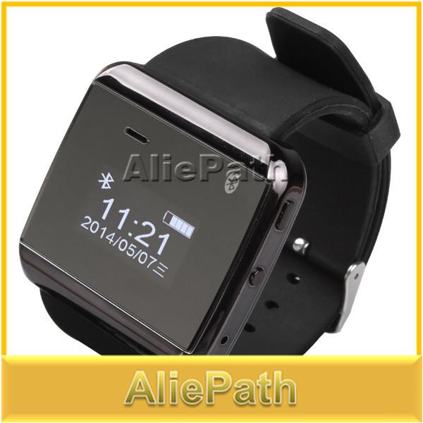 U Watch 2 Waterproof 1.2 Inch LCD Bracelet Bluetooth V3.0 Watch Wrist Watch with Phonebook Call + MP3 + Alarm(China (Mainland))