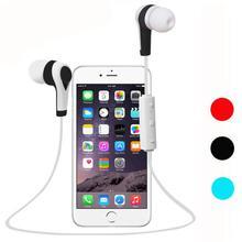 Beautiful Gift New Fashion Design Bluetooth Wireless In-Ear Stereo Headphones Waterproof Sports Headphones Free Shipping Feb02