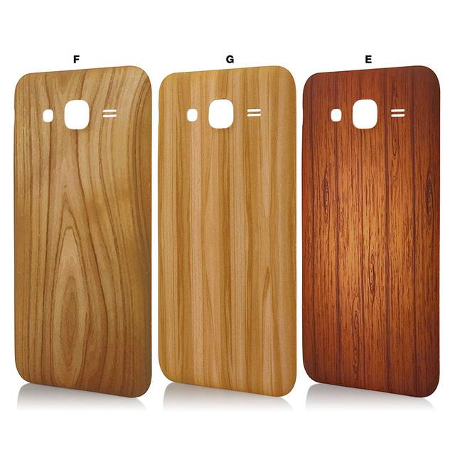 Case Samsung J5 Wood 3 kolory