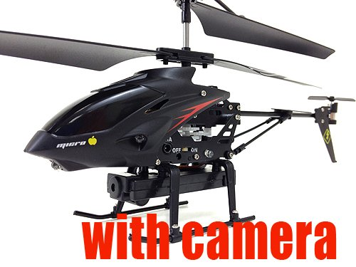 TOY RC helicopter with camera HD + MEMORY CARD R/C RADIO Control Metal Gyro 3.5 CH R/C KAMARA CAM better than s107g syma(China (Mainland))