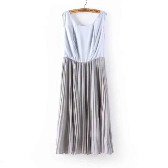 Free Shipping Summer Dress 2015 Korean Style Elegant