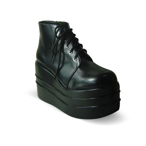 Princess sweet lolita gothic lolita shoes custom  cos platform punk HARAJUKU platform zipper boots 1218 ankle-length<br><br>Aliexpress
