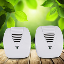 Buy Summer Electronic Ultrasonic Pest Control Repeller Rat Mosquito Mouse Insect Killer Pest Repeller Garden Supply EU/US Plug for $4.18 in AliExpress store