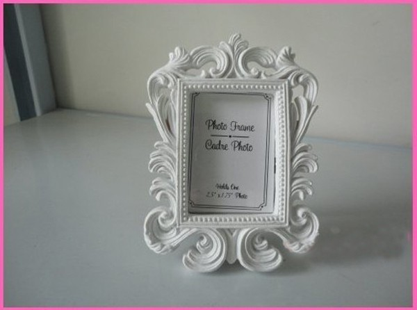 Buy cheap wholesale white baroque photo for Best places to buy picture frames