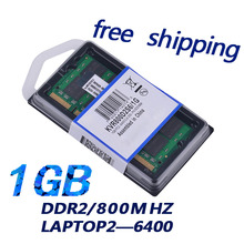 Brand new 1GB 800MHz DDR2 PC2-6400 SO-DIMM  SDRAM Laptop Memory