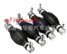 by dhl or ems 100 pcs 90 Degree Angle Rubber Fuel Primer Bulb Hand Pump Petrol Diesel Inline Filter Non Return Alloy End(China (Mainland))