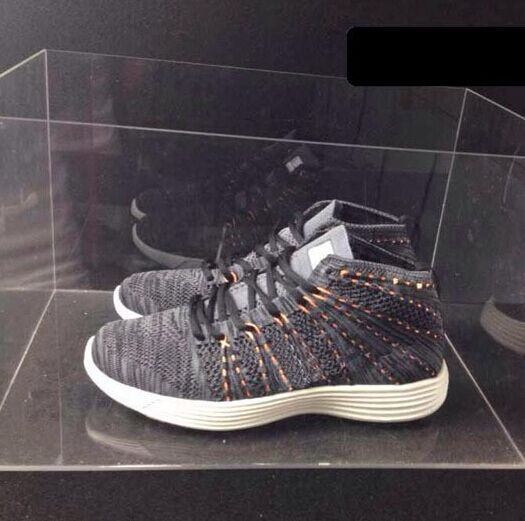 hot sell 2014 latest foumous sneaker breathable flyknit chukka htm sports shoes(China (Mainland))